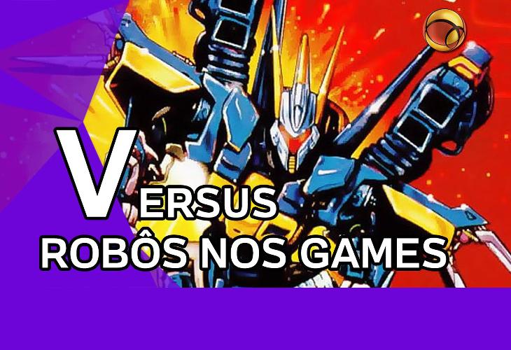 Versus - Robos nos Games - Imagem