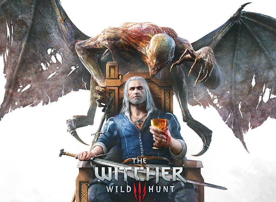 The Witcher 3 - Blood and Wine KeyArt