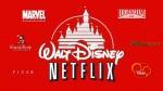 Netflix fecha parceria de exclusividade com Disney, Star Wars, Marvel e Pixar