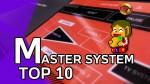 Os 10 jogos mais legais do Master System