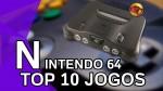 Top 10 – Jogos inesquecíveis do Nintendo 64!