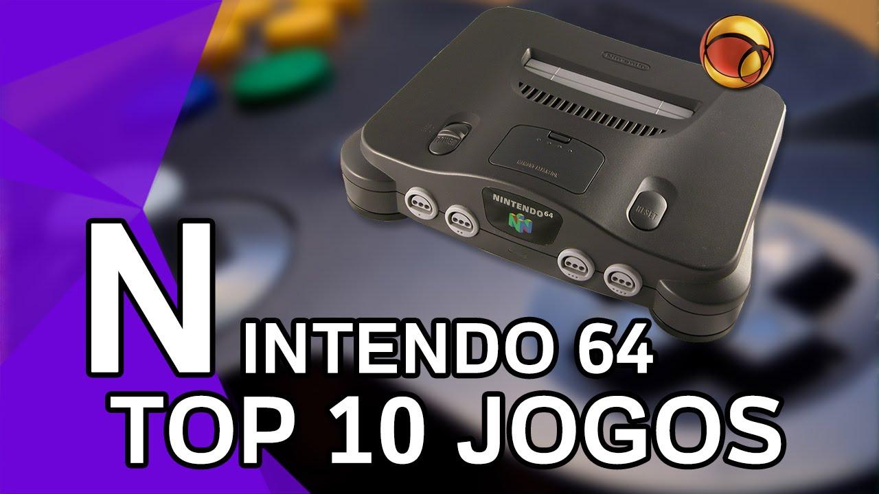 Nintendo 64 - Top 10 - Imagem