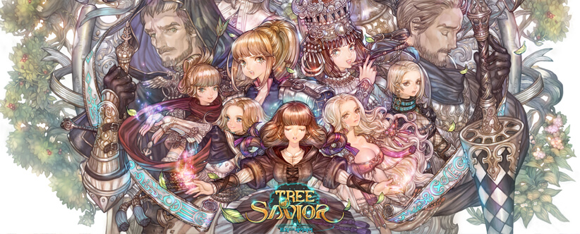 Tree of Savior - Banner NPCs