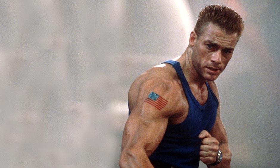 Van Damme em Street Fighter - A Batalha Final