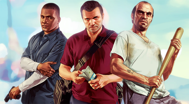 GTA V torna-se o jogo mais vendido da história nos Estados Unidos