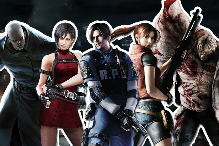Uma curiosidade para cada Resident Evil da saga principal