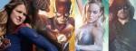 CW planeja crossover com as séries Supergirl, The Flash, Arrow e Legends of Tomorrow