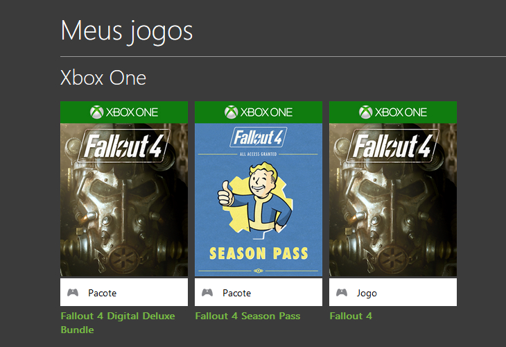 Fallout 4 - Xbox Live