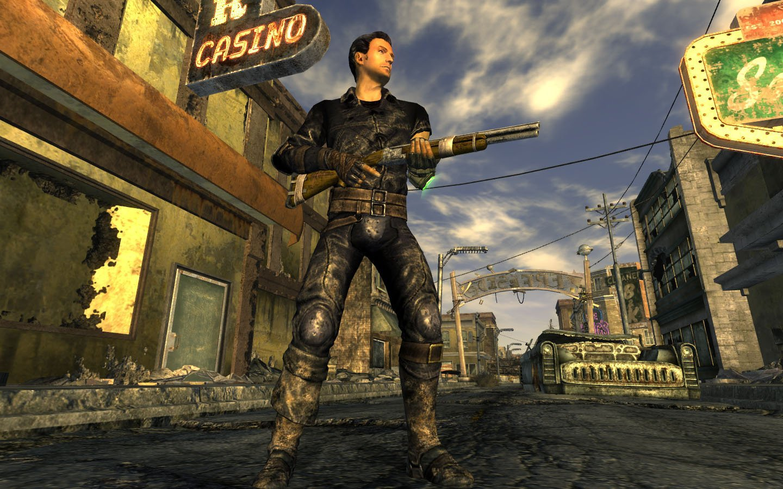 Fallout New Vegas - Screenshot
