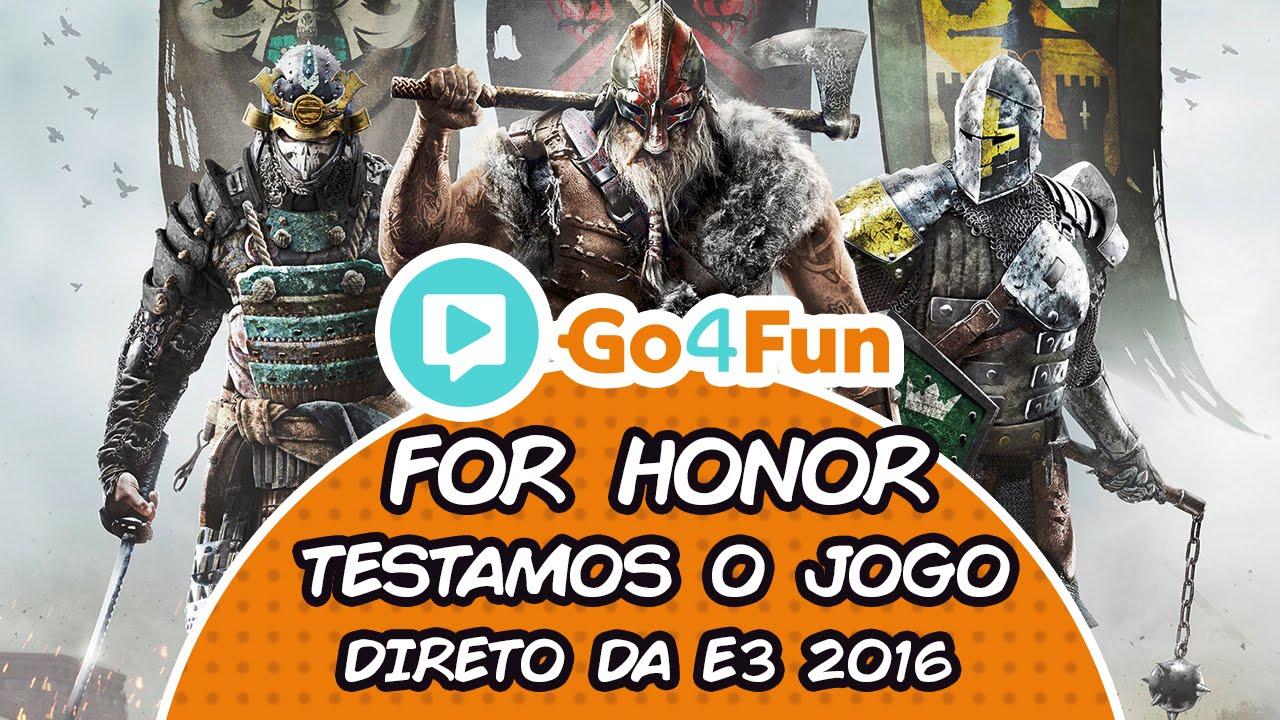 For Honor - E3 2016
