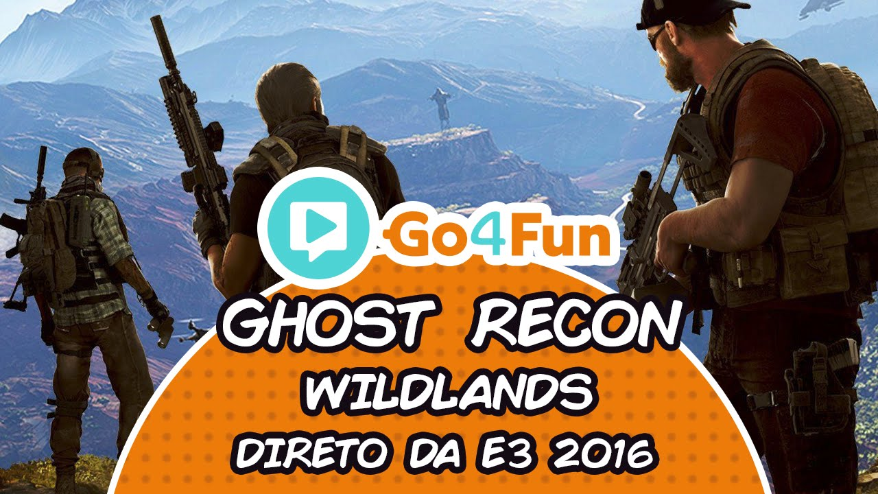 Ghost Recon Wildlands - E3 2016