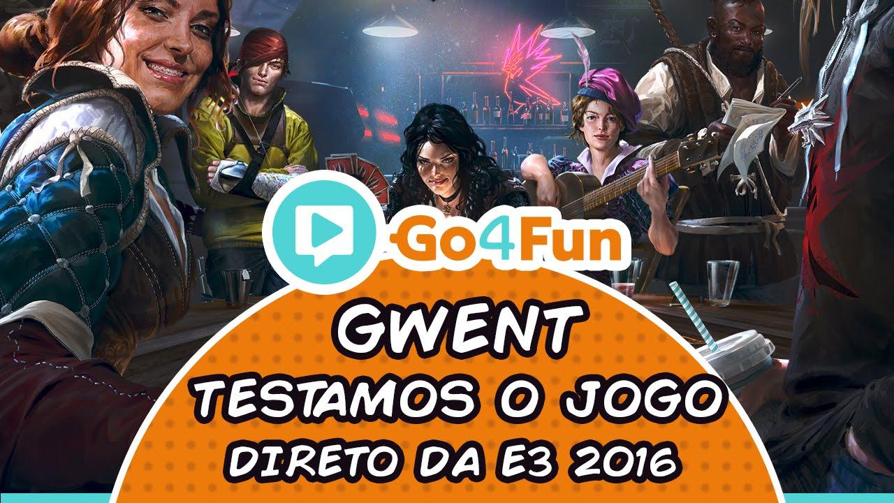 Gwent na E3 2016