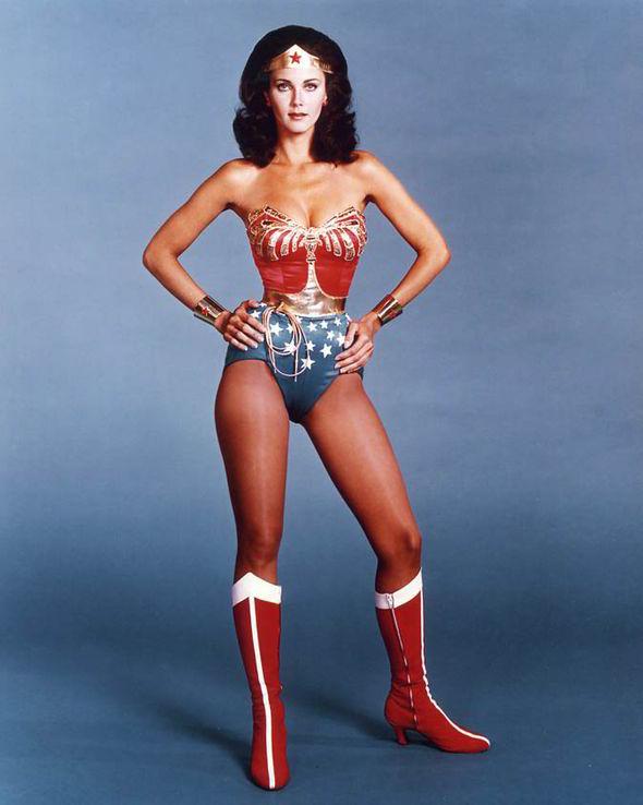 Lynda-as-Wonder-Woman
