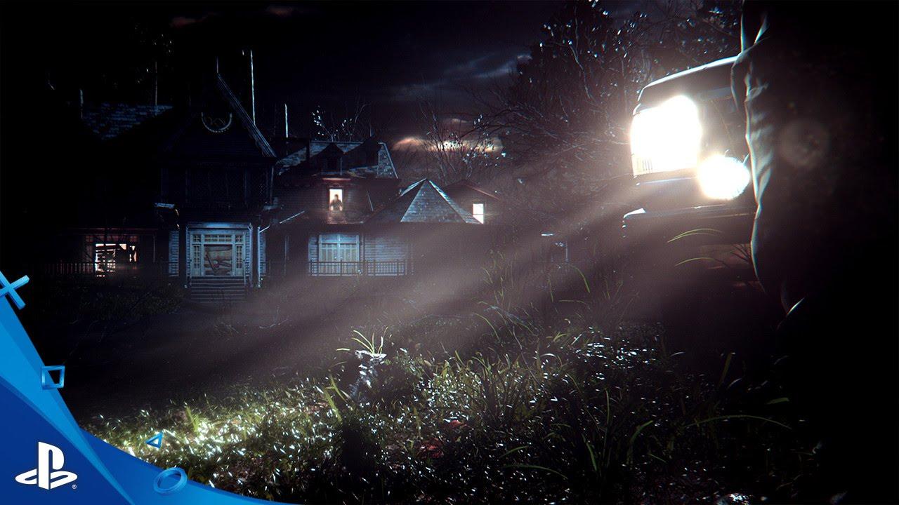 Resident Evil VII - Casa em locação rural