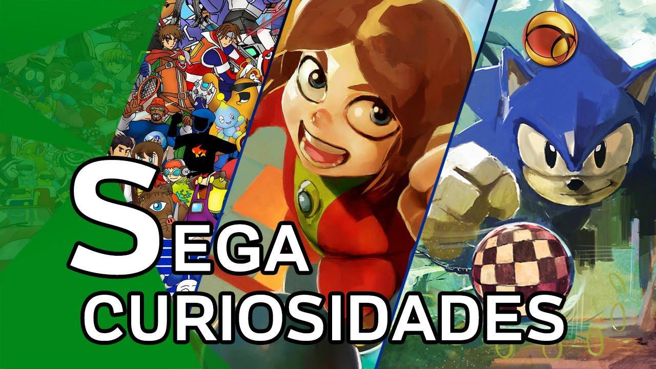 Sega - Curiosidades - Imagem
