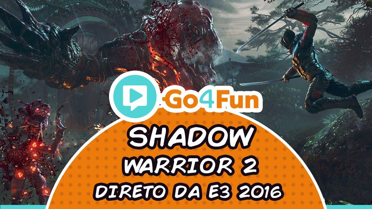 Shadow Warrior 2 na E3 2016