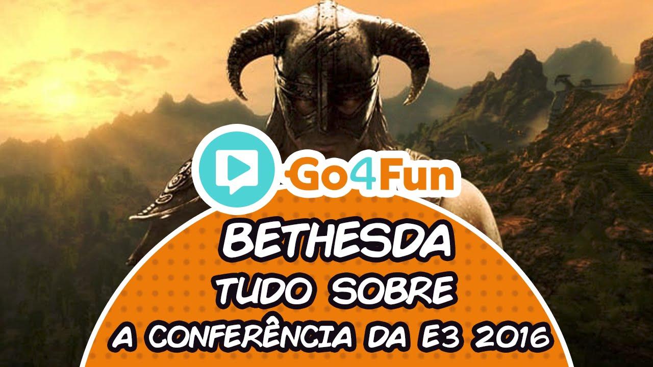 Skyrim Remaster na E3 2016