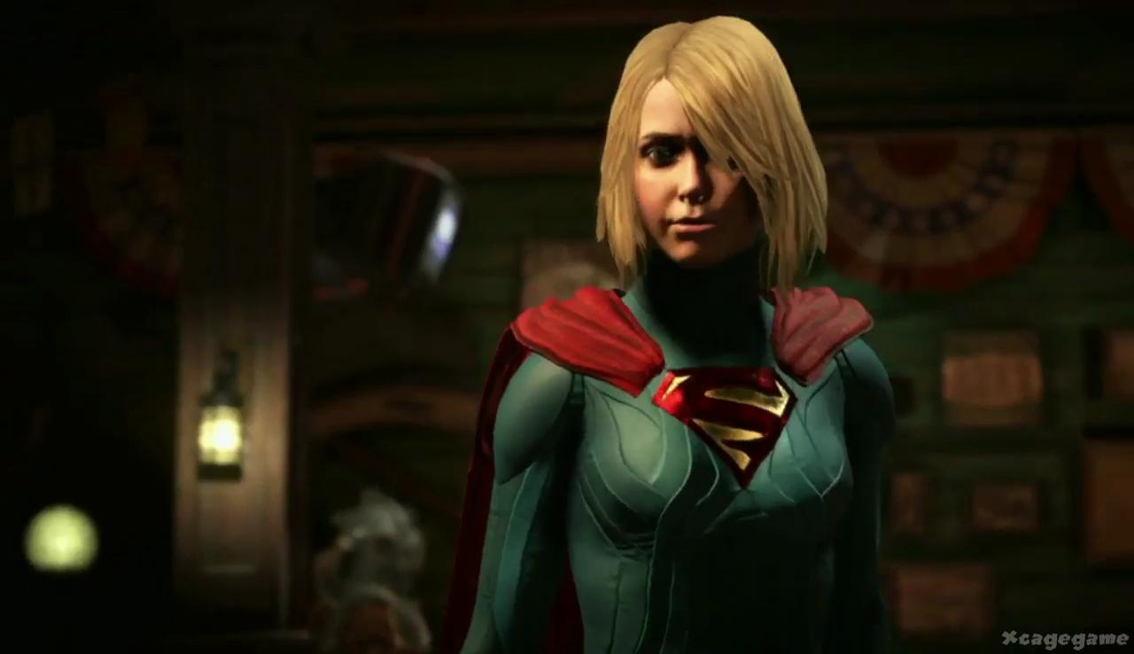 Supergirl em Injustice 2