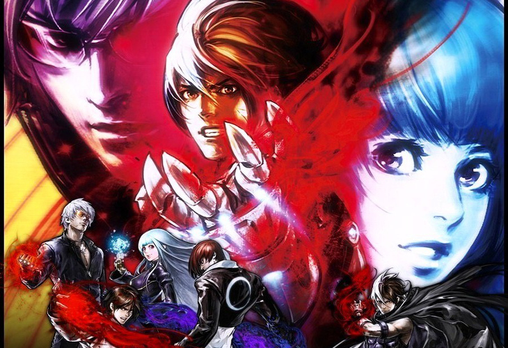 The King Of Fighters 2002 - Ultimate Match - KeyArt