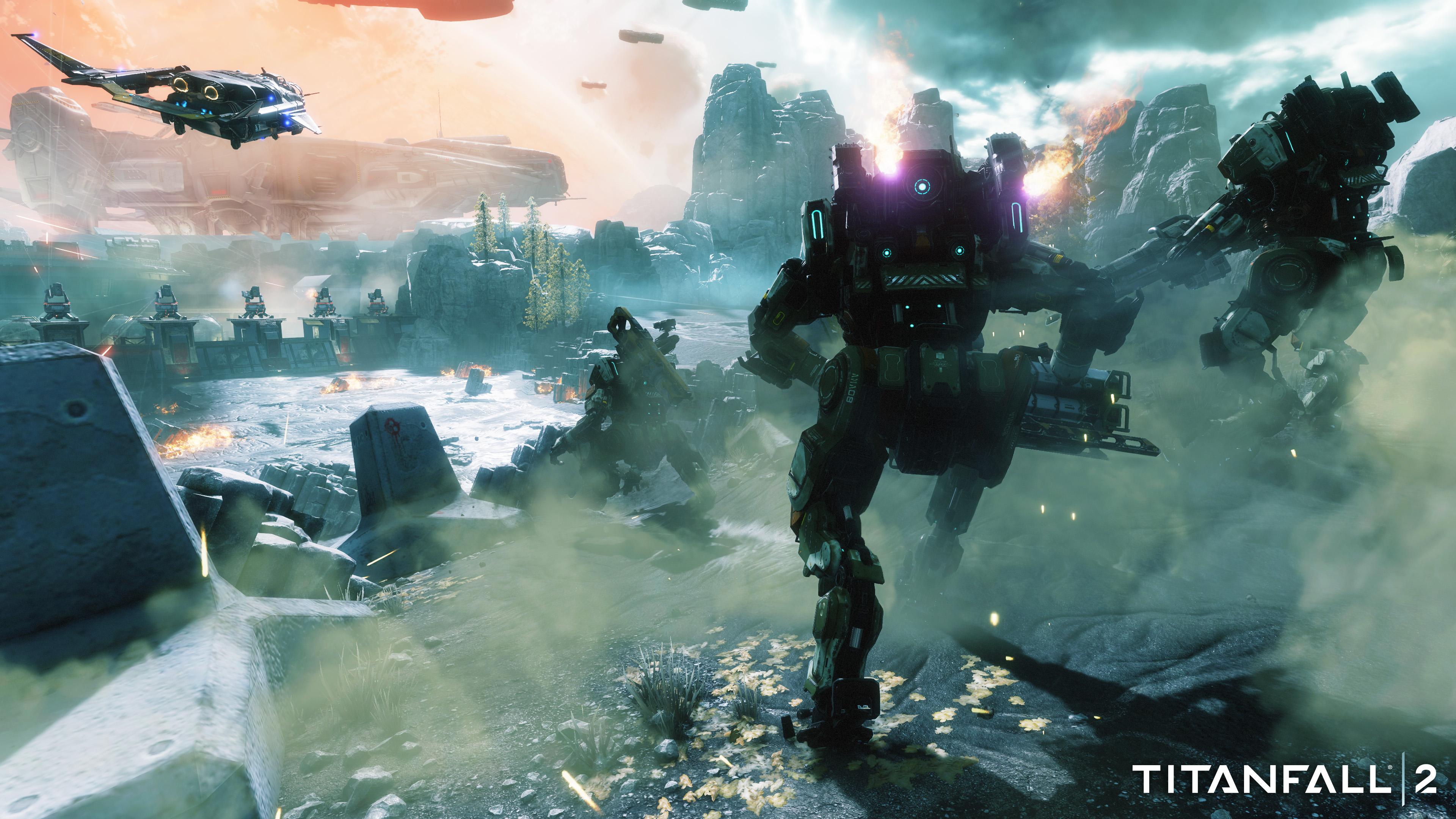 Titanfall 2 - Screenshot 4K