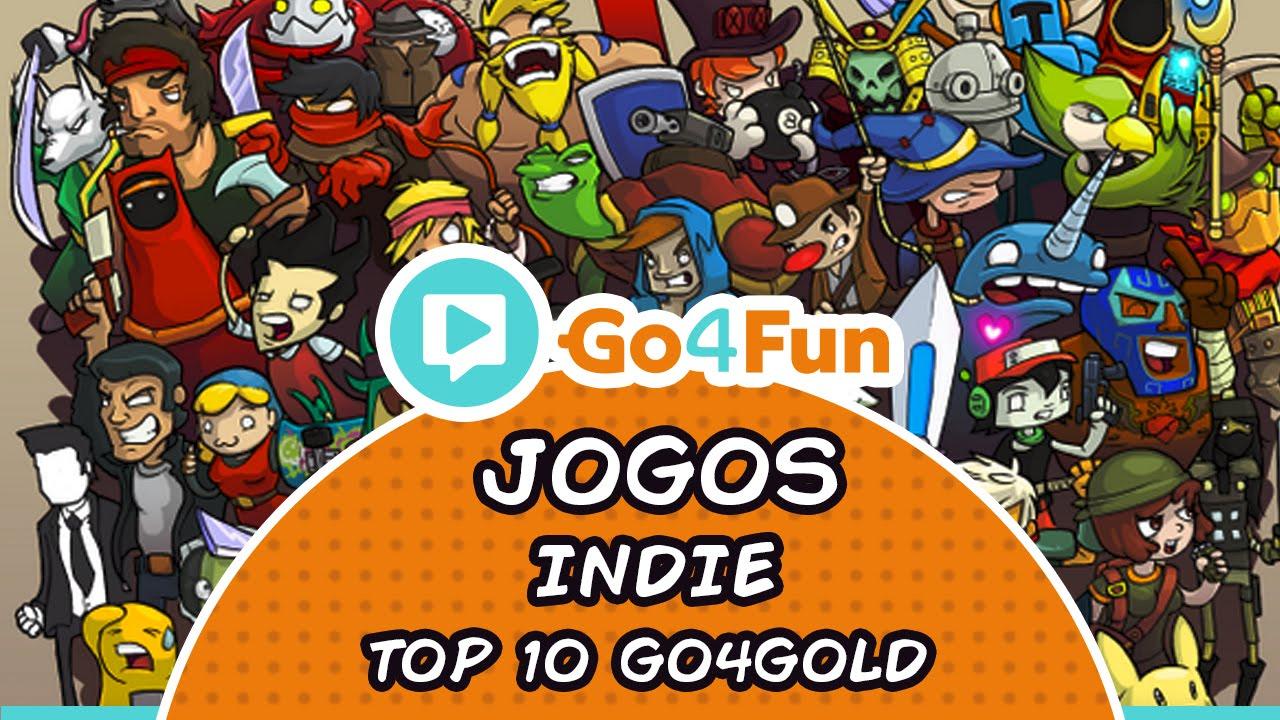 Top 10 Jogos Indie