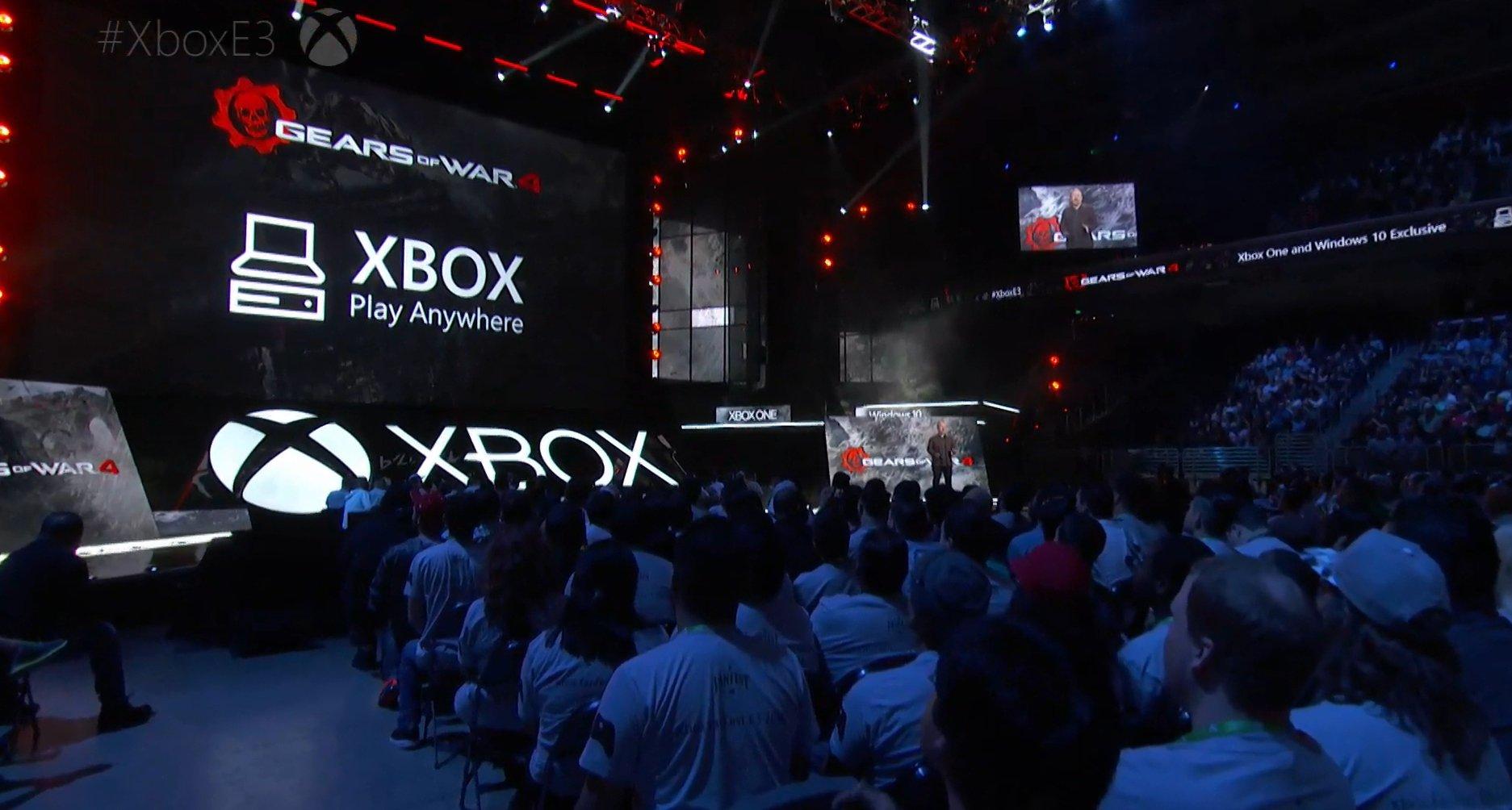 Xbox Play Anywhere - E3 2016