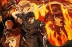 Novo anime de Berserk estreia no Brasil em 1º de julho via rede Crunchyroll