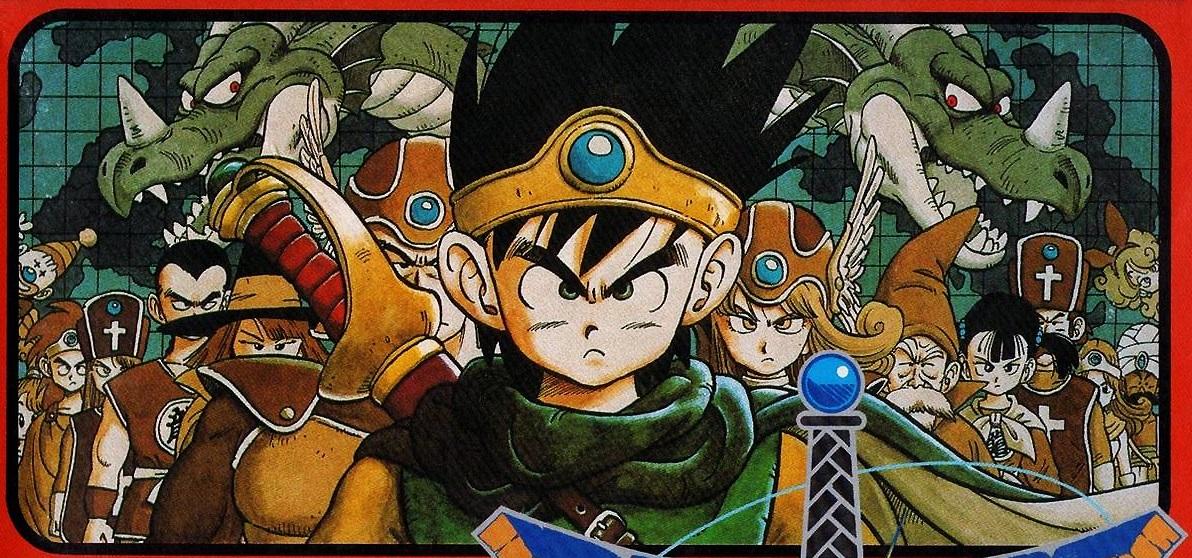 Top 10 - Curiosidades da série Dragon Quest