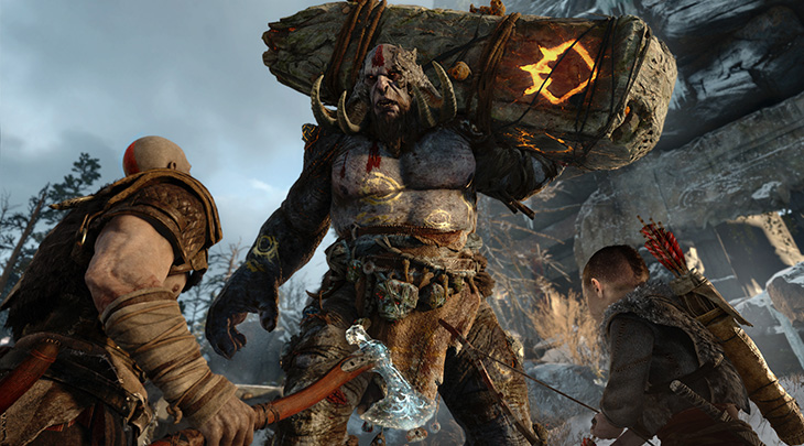 Vídeo com quase 10 minutos ininterruptos de gameplay de God of War vaza na internet