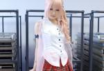 Veja um belo cosplay da Serah, de Final Fantasy XIII