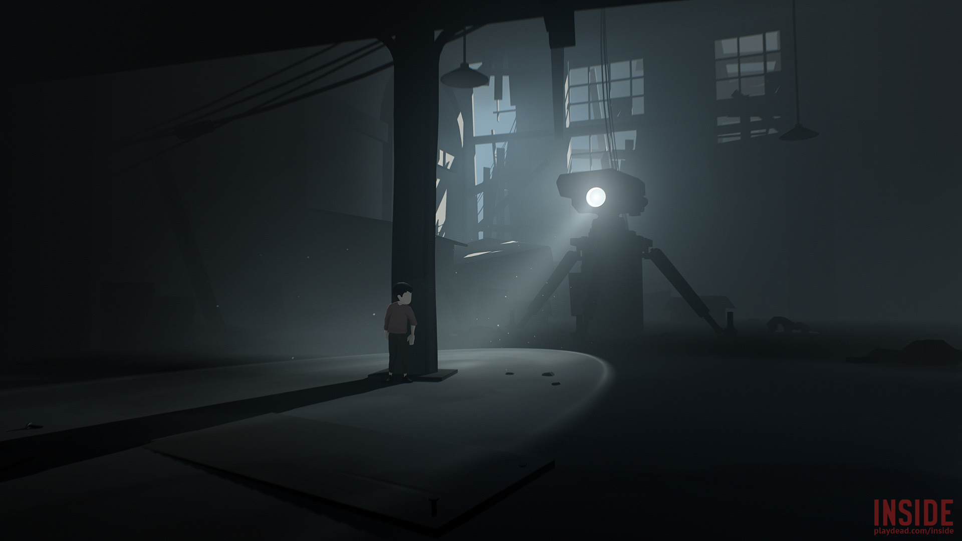 INSIDE Game - Screenshot