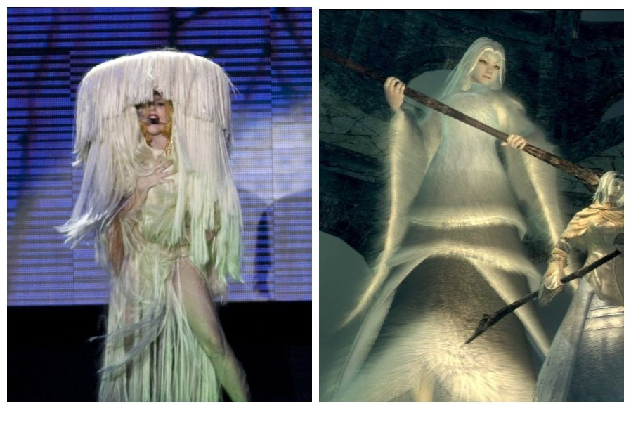 Lady Gaga - Crossbreed Priscilla - Dark Souls
