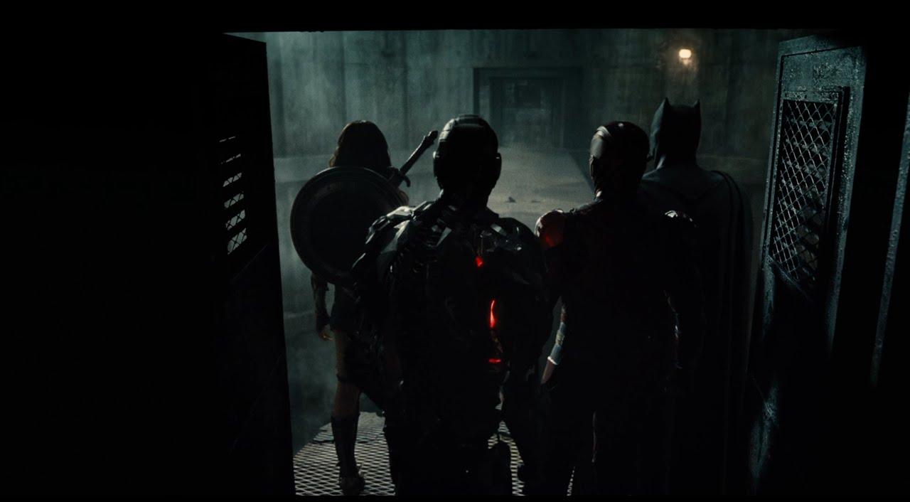 Liga da Justiça - Imagem