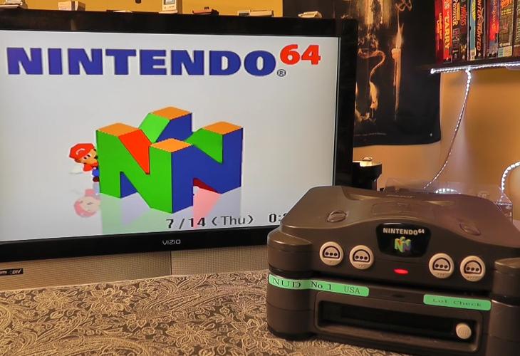 Nintendo 64DD - Foto