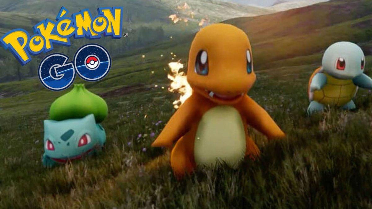 Pokémon Go - Bichinhos