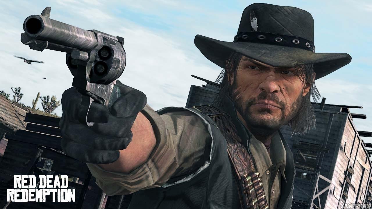 Red Dead Redemption - John Marston