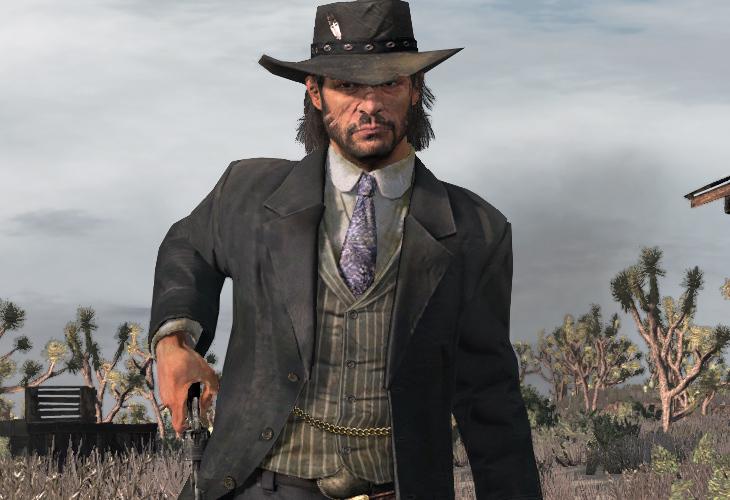 Red Dead Redemption - Protagonista