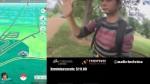 Pokémon Go - Streamer leva trote em transmissão e toma batida policial ao vivo