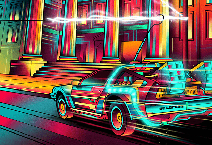 Van Orton Design - De Volta para O Futuro - Index