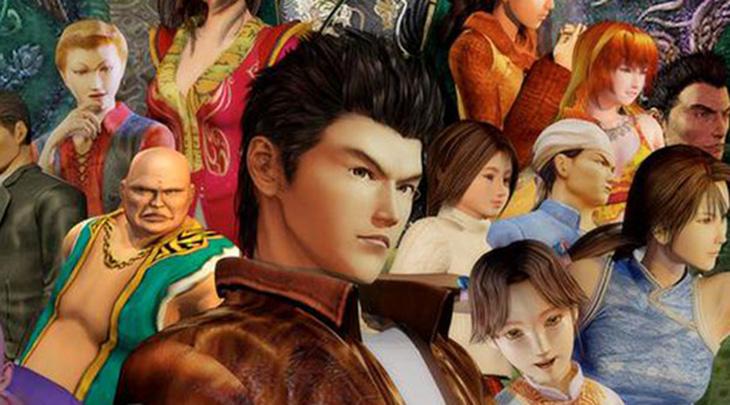 Sega diz estar trabalhando para fazer Shenmue HD virar realidade