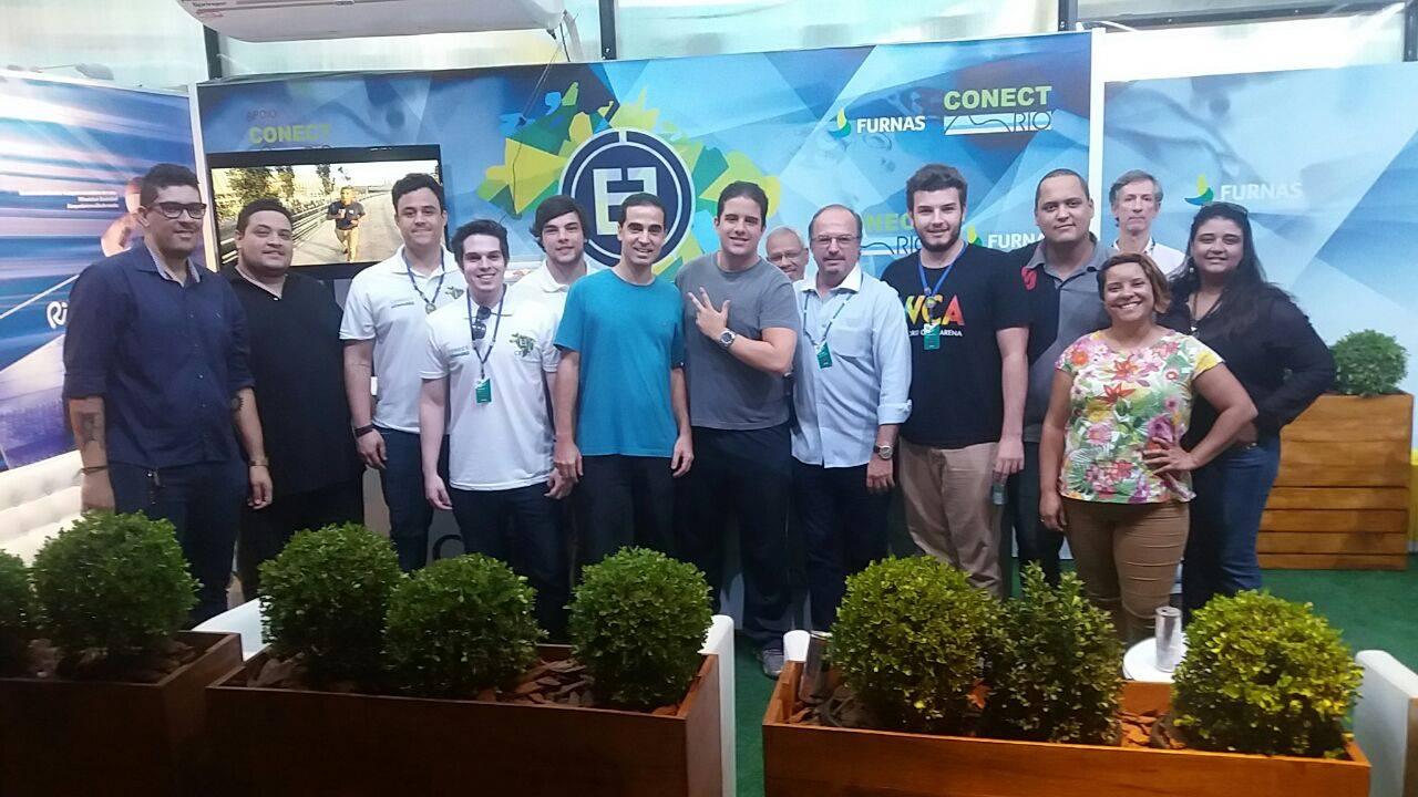 Equipe E-Sport Casa Brasil