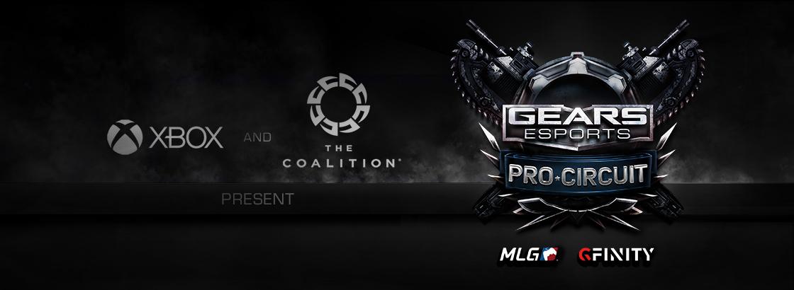 Gears of War 4 - eSports Tournament Banner