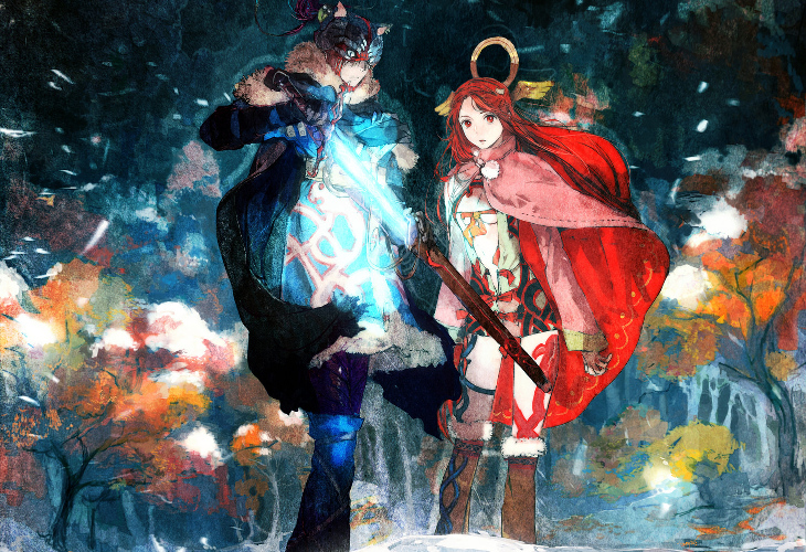 I am Setsuna - KeyArt Index