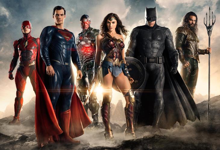 Liga da Justiça - Heróis da DC - Index