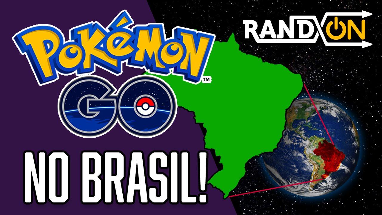Pokémon Go no Brasil