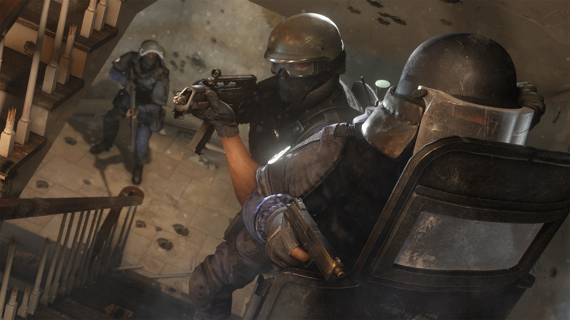 Rainbow Six Siege - Screenshot Full HD