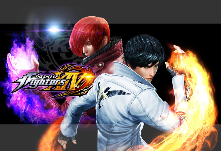 The King of Fighters XIV - KeyArt
