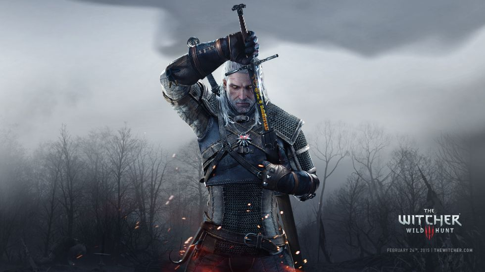 The Witcher 3 - Geralt