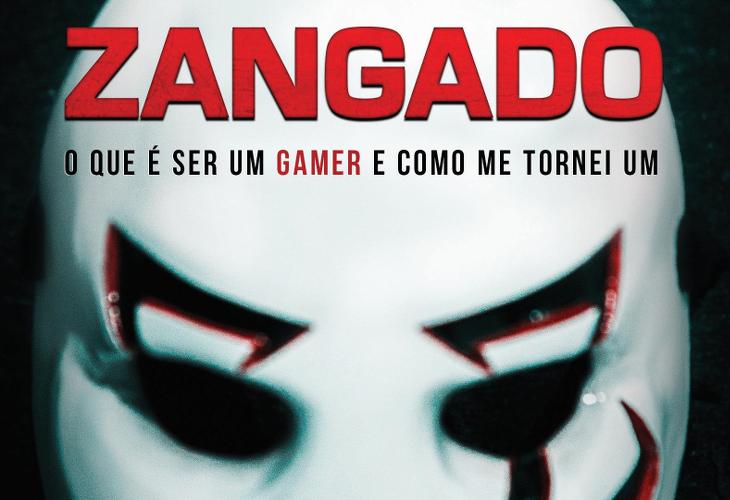 Zangado - Capa do Livro Index