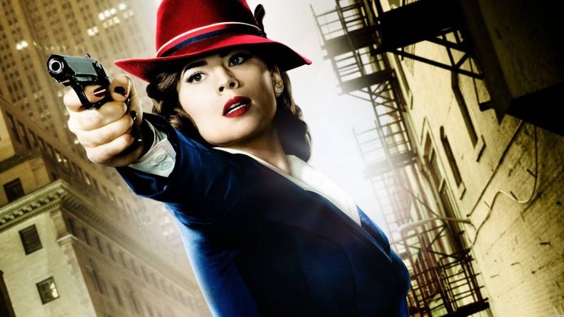 "Marvel quer revival de ""Agent Carter"""